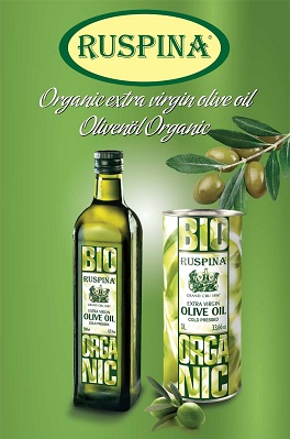 Ruspina - Gold Medal Award Japan - Olive Oil Extra Virgin Organic (BIO)