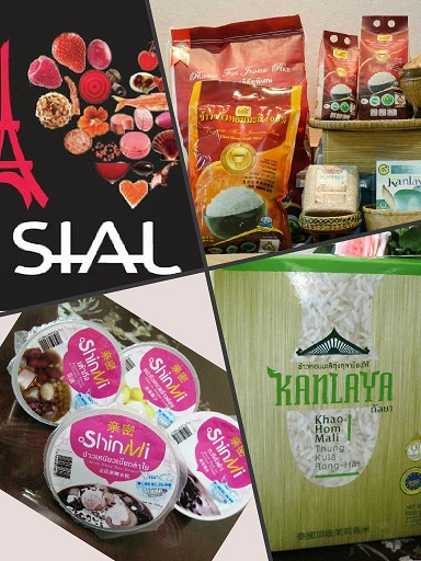 SIAL - 19, 20, 21, 22 & 23 October 2014 - J.P. Rice International - Kanlaya Organic (BIO) - Thai Jasmine Hom Mali Rice