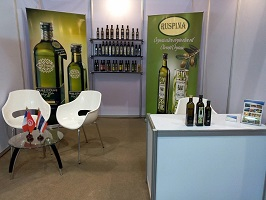 THAIFEX 2015 - World  Of Food Asia Booth3