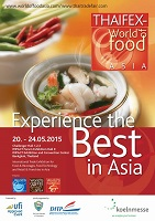 THAIFEX 2015 - World  Of Food Asia2