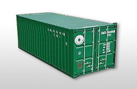 Container Dry 20 Feet